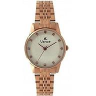 Đồng hồ đeo tay Nữ hiệu Venice C2957SLXVCSV thumbnail