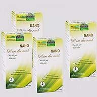 Combo 3 hộp Thực Phẩm chức năng Tinh chất nano mầm đậu nành Metaherb - Tặng 1 hộp cùng loại (Lọ 40 viên) thumbnail