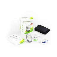 Combo máy đo đường huyết Vivachek Ino + 25 que thử + 50 kim lấy máu thumbnail