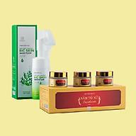 Combo Sâm Tố Nữ Và Sữa Rửa Mặt Ric Skin - Hàng Chính Hãng Kohinoor thumbnail