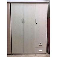 Tủ quần áo bằng nhựa đài loan 1m85 x1m25x48cm thumbnail