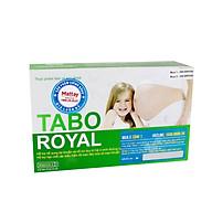 Tabo Royal - Tradiphar - Hộp 20 Ống - Bổ Sung Lợi Khuẩn Và Duy Trì Hệ Vi Sinh Đường Ruột Cho Bà Bầu. thumbnail