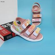Giày sandal lấp lánh bé gái từ 3-8 tuổi PS105 thumbnail