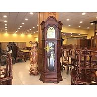 Đồng hồ tháp hoàng gia gỗ cẩm lai DH311 thumbnail
