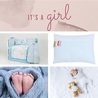 Túi ngủ cho em bé Grand - 70 x 48 cm thumbnail