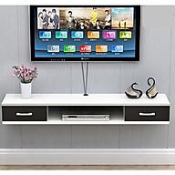 Kệ tivi để đầu thu, loa, wifi, trang trí phòng khách thumbnail