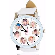 Đồng hồ BTs persona hai màu đen trắng thumbnail