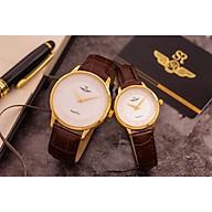 Đồng hồ Cặp Dây Da SRWATCH SG3004.4602CV-SL3004.4602CV thumbnail