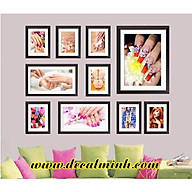 Bộ 10 tranh dán cho tiệm nail thumbnail