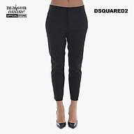DSQUARED2 - Quần khaki nữ phom suông Cropped S75KA0711-900 thumbnail