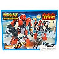 Mô Hình COGO Các Loại Robot 3017 - Mẫu 4 thumbnail