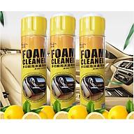 Chai xịt tẩy rửa nội thất ô tô - Bình xịt rửa nội thất FOAM thumbnail