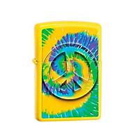 Bật Lửa Zippo Tye Dye Lemon Matte Chính Hãng Usa thumbnail