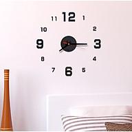 Đồng hồ treo tường kim trôi 3D tự lắp ráp DH87 thumbnail