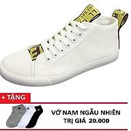 Giày sneaker vải streamers, hàng nhập Quảng Châu thumbnail