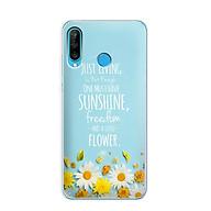 Ốp lưng điện thoại Huawei P30 Lite - 01203 7811 Cúc Họa Mi 03 - Silicone dẻo - Hàng Chính Hãng thumbnail