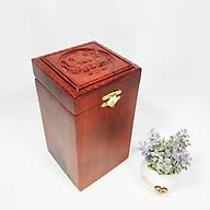 Hộp đựng trà gỗ hương UK WOOD thumbnail