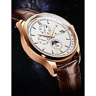 Đồng hồ nam chính hãng Poniger P8.15-1 thumbnail