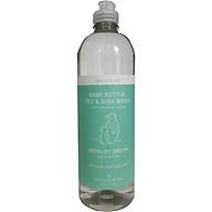 Nước rửa bình sữa Berkley Green 739ml thumbnail