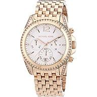 Michael Kors Womens Pressley Chronograph Ladies Watch MK5836 thumbnail
