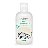 Dầu massage Trẻ em 200ml ORGANIQUE By Olinda Spring thumbnail