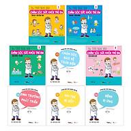 Combo Chăm Sóc Sức Khỏe Trẻ Em (8 Cuốn) thumbnail