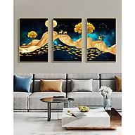 Bộ 3x Tranh treo tường tráng gương pha lê - TT204 thumbnail