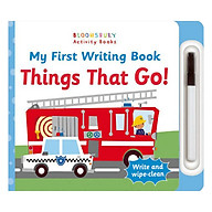 My First Writing Book Things That Go thumbnail