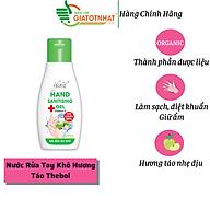 Nước rửa tay khô diệt khuẩn hương táo xanh Thebol 100ml thumbnail