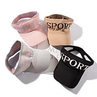 Mũ thể thao sport hở đầu siêu hot thumbnail