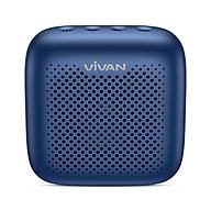 Loa TWS Bluetooth 5.0 VIVAN VS1 Chống Nước IPX5, Pin 1800mAh, Âm Thanh Sống Động, Hỗ Trợ Thẻ Nhớ SD & USB HÀNG CHÍNH HÃNG thumbnail