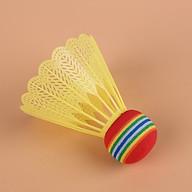 Ống cầu lông nhựa 8 quả (Nhiều màu) thumbnail