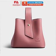 Túi đeo chéo mini siêu dễ thương YUUMY YN79 - túi xách nữ nhỏ xinh càng dùng càng thích thumbnail