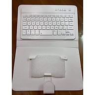 Bàn Phím Bluetooth Mini Cao Cấp Kèm Bao Da Sang Trọng Cho Máy Tính Bảng, Điện Thoai-Chất Lượng Cao thumbnail