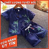 Bộ Cộc Tay In Hình Cây Tre Siêu Hot Cho Bé thumbnail
