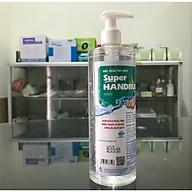 MỸ PHẨM - Gel rửa tay khô Super handrub 500ml thumbnail