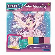 Đồ Chơi Đính Hạt Cườm Mosaic Trang Trí Chủ Đề Công Chúa Fairy Brianstorm C7051 thumbnail