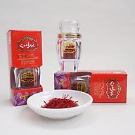 Combo 2 Gram Nhụy Hoa Nghệ Tây Iran Saffron Bahraman Super Negin thumbnail