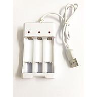 SẠC PIN ĐA NĂNG 2a , 3a CỔNG USB thumbnail