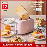Máy nướng bánh mỳ sandwich mini DSL-C02W1 thumbnail