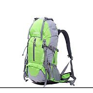 Balo dã ngoại , balo trekking cao cấp 50L HEWOLF - B1650 thumbnail