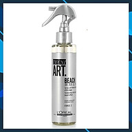 Xịt tạo kiểu sóng lơi L oréal Tecni.art Beach Waves Salt Spray Beach Effect 150ml thumbnail