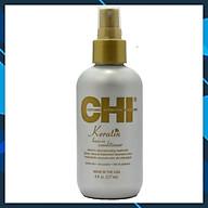 Xịt xả khô CHI Keratin Leave-In Conditioner cho tóc khô xơ hư tổn 177ml - Chính hãng Mỹ thumbnail