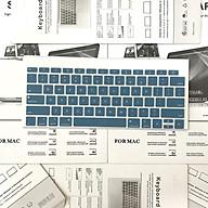 Miếng phủ phím Silicon nhiều màu dành cho Macbook Bản Quốc Tế - Bảo vệ Chống nước, Bụi bẩn thumbnail
