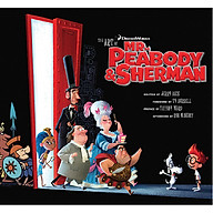 The Art of Mr. Peabody and Sherman thumbnail