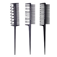 9pcs Hair Color Mixing Dye Kit Hair Coloring Set Salon Tool Hair Dyeing Tint Brush Comb for Home & Salon thumbnail