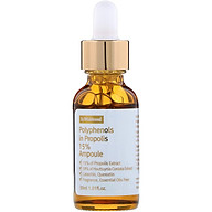 Tinh Chất Keo Ong Phục Hồi Da By Wishtrend Polyphenols In Propolis 15% Ampoule 30ml thumbnail