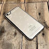 Ốp lưng viền dẻo si lưng trong dành cho iPhone 6 6s 6 Plus 6s Plus 7 8 SE 2020 7 Plus 8 Plus X XS XS Max XR 11 11 Pro 11 Pro Max - Hàng chính hãng thumbnail