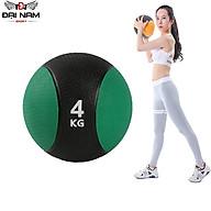 Bóng Tạ Tập Thể Lực,Tập Gym,Tập Yoga 4kg Chất Liệu Cao Su Đặc Hàng Nhập Khẩu Đại Nam Sport thumbnail