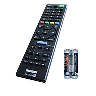 Remote Điều Khiển Dành Cho TV LED, TV 3D, Internet TV SONY RM-ED054 Grade A+ (Kèm Pin AAA Maxell) thumbnail
